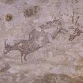 4万4000年前の洞窟壁画01