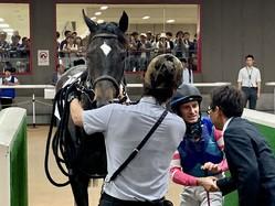 【東京6R】ウォータースペースが4馬身差圧勝!