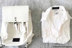 清楚な女の子は憧れです…!♡男を落とす「白シャツ」コーデ
