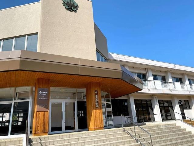 レストランは元給食室 福岡の廃校を活用した宿泊施設が楽しそう