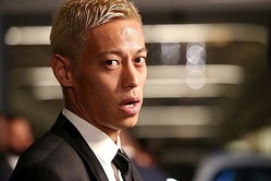 ついに本田圭佑もYouTuberに!?…『Keisuke Honda Official YouTube Channel』を開設
