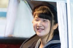 愛子さま(2019年4月30日・半蔵門)