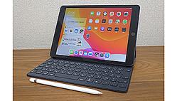 3万円台から購入できる第7世代のiPadが10.2インチの画面にサイズアップして登場