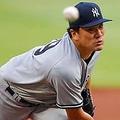 ヤンキースとの契約が満了となり現在FAの田中将大【写真:Getty Images】