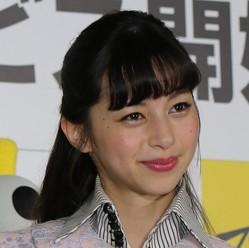 中条あやみさん(2018年撮影)