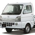 マツダ スクラムトラック 「KX」(画像: マツダの発表資料より)