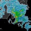 雨が強まる千葉県南部に大雨警報 29日早朝にかけ激しく降るおそれ