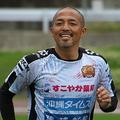 FC琉球に所属する元日本代表MF小野伸二【©FC RYUKYU】