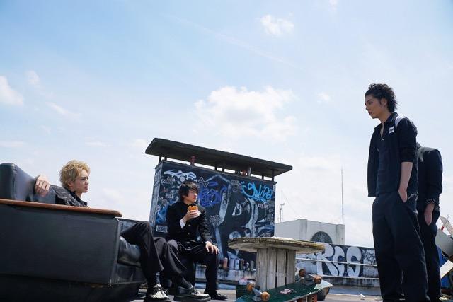 『HiGH&LOW THE WORST EPISODE.O』ドラマ版ビジュアル&第1話場面写真解禁