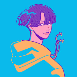 yama、新曲「麻痺」がTVアニメ『2.43 清陰高校男子バレー部』のオープニングテーマに決定