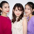 篠山紀信が撮影したヌード写真集シリーズ『premiere』を発売した3人
