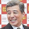 舘ひろしさん(アフロ)