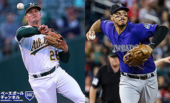 Oakland Athletics Matt Chapman & Colorado Rockies Nolan Arenado