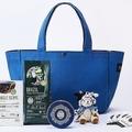 タリーズコーヒー福袋「2021 HAPPY BAG」3500円バッグ(ブルー)