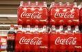 米コカ・コーラ、第1四半期予想上回る アジア回復