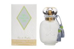 パルファン・ロジーヌ パリの新香水「モナミ・ラ・ローズ」花の女王バラにホワイトティー&栗を重ねて
