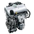 NR型エンジン(1300cc)の後継になる