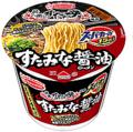 伝説のすた丼屋監修のカップ麺