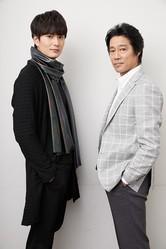 堤真一と岡田将生は「プリンセストヨトミ」('11年)以来の共演