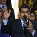 ベネズエラのニコラス・マドゥロ大統領(2019年6月21日撮影、資料写真)。(c)YURI CORTEZ / AFP