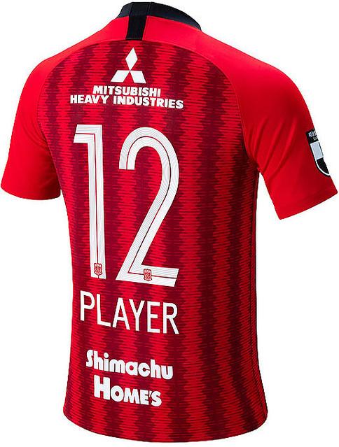 浦和レッズが2019新ユニフォームを発表!史上初の「縦 ...