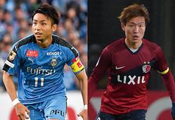 清水氏は川崎と鹿島を1位、2位に予想した。(C)SOCCER DIGEST