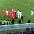 一触即発の乱闘寸前!? 韓国と北朝鮮選手の試合映像が話題、サッカーW杯2次予選