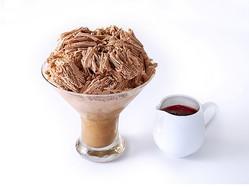 夏限定!チョコを堪能する「ヴィタメール」のふわふわかき氷