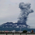 大雨の収まった鹿児島で桜島が噴火 噴煙は火口上3200mに到達