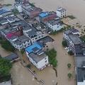 中国・江西省 2日からの連日豪雨で44万人余りが被災