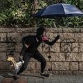 香港デモで12歳男児が器物破損の罪で有罪判決を受ける これまでで最年少