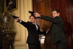 トムの命がけアクションに注目!  - (c) 2020 Paramount Pictures.