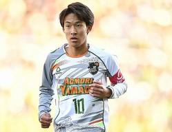 キャプテンとして青森山田を引っ張ってきた武田。優勝には届かなかったが、高校年代屈指の強さを誇示した今大会だった。写真:金子拓弥(サッカーダイジェスト写真部)