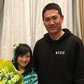 田中将大 ももクロ・有安杏果の卒業ライブに駆けつける