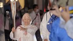 104歳の聖火リレーランナーが走破翌日に接した「悲報」