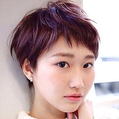 丸顔さんに合う髪型はショート!可愛さUP&小顔効果が狙える秘密