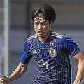 ブラジルを相手に同点ゴールを奪った田中(※写真は6月のトゥーロン国際大会)。(C) Getty Images