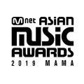 音楽授賞式「Mnet Asian Music Awards(MAMA)」のロゴ(Mnet提供)=(聯合ニュース)≪転載・転用禁止≫