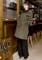 「木村沙織 カフェ 接客」の画像検索結果