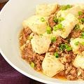 余った焼肉のタレで作る麻婆豆腐
