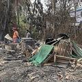 ミャンマーで続く軍隊による虐殺行為 生存者が語った一部始終