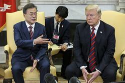 「守ってやってるんだから負担しろ」というトランプ、「北朝鮮と雪解けしているのに、これ以上負担を増やす意味がない」というロジックの文在寅