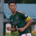青森山田のキャプテンを務める藤原。来季の浦和加入内定がすでに発表されている。写真:松尾祐希