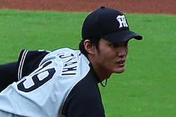 藤浪晋太郎(Kyuush47/Wikimedia Commons)