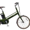 人気の電動アシスト自転車『BE-JELJ01』(11万8800円)