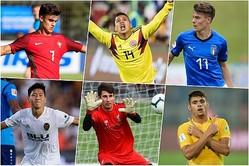日本の若武者たちは勝てるのか!?…U−20W杯で対戦するかもしれない世界の若きタレントたち