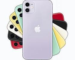 iPhone 11のカラバリは6色