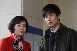 沢村一樹が演じる時矢暦彦の秘密をある人物に知られてしまう/(C)テレビ朝日