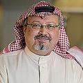 サウジアラビアの著名記者、ジャマル・カショギ氏。記者殺害と株式市場と、一見結びつかない2つが、実は意外なところでつながっている Photo:Abaca/AFLO