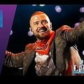 プリンスへの追悼パフォーマンスに物議(画像は『NFL 2018年2月4日公開YouTube「Justin Timberlake's FULL Pepsi Super Bowl LII Halftime Show! | NFL Highlights」』のサムネイル)